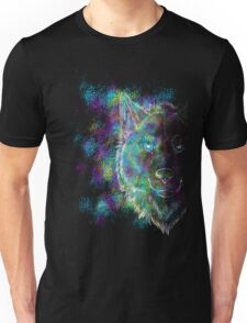 Primary Wolf Unisex T-Shirt