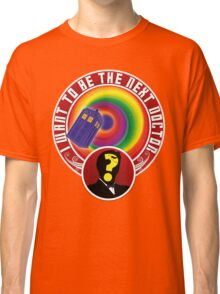 The Next Doctor Classic T-Shirt