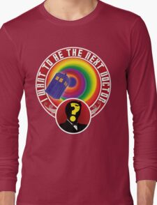 The Next Doctor Long Sleeve T-Shirt