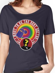 The Next Doctor Women's Relaxed Fit T-Shirt