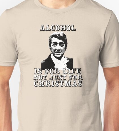 Alcohol - Dean Unisex T-Shirt