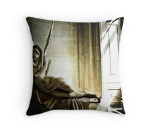 Paris 580 Throw Pillow
