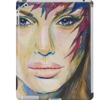 Angelina Jolie iPad Case/Skin