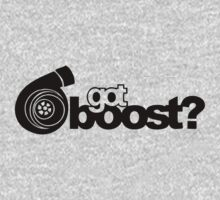 Got Boost ? by Barbo