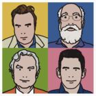 Four Horsemen 2013 - Hitchens, Dennett, Dawkins & Harris by Neil Davies