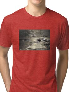 Contrast on Ice - III Tri-blend T-Shirt
