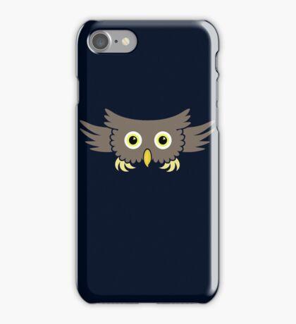 Flying Owl VRS2 iPhone Case/Skin
