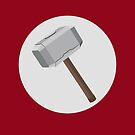Thor&#x27;s Hammer by fangirlshirts