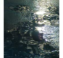 Contrast on Ice - IV Photographic Print