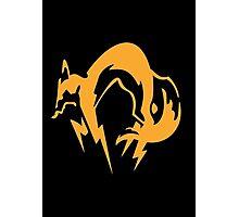 Metal Gear Solid - Fox Photographic Print