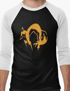Metal Gear Solid - Fox Men's Baseball ¾ T-Shirt