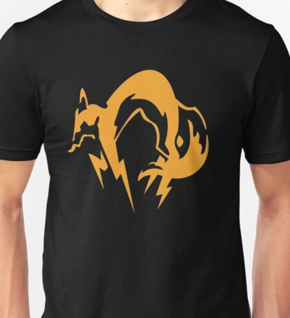 Metal Gear Solid - Fox Unisex T-Shirt