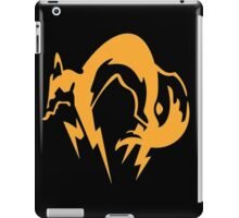 Metal Gear Solid - Fox iPad Case/Skin