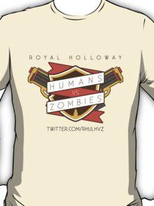 Humans Vs Zombies // Royal Holloway T-Shirt