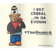 #TrueGangsta Poster