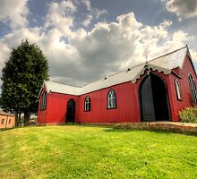 Tin Tabernacle  by Rob Hawkins