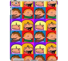 Cooper Kids Character Portrait iPad Case/Skin