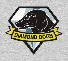 Metal Gear Solid - Diamond Dogs by DANT art