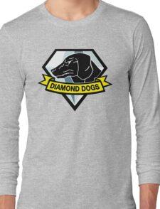 Metal Gear Solid - Diamond Dogs Long Sleeve T-Shirt