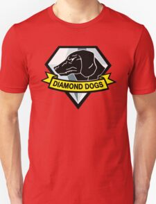 Metal Gear Solid - Diamond Dogs T-Shirt
