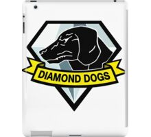Metal Gear Solid - Diamond Dogs iPad Case/Skin