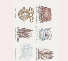 Harry Potter and the Prisoner of Azkaban Phone Cases by thewickedwitch