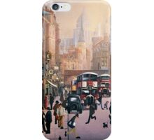 Fleet Street iPhone Case/Skin
