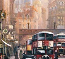 Fleet Street Sticker
