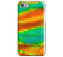 8bit texture iPhone Case/Skin
