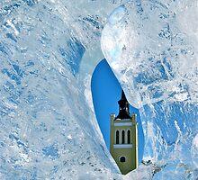 Freezing Tallinn by antoineguil