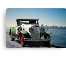 1929 Cadillac 341B Canvas Print