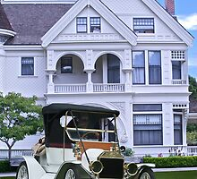 1911 Ford Model T by DaveKoontz