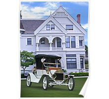 1911 Ford Model T Poster