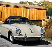 1960 Porsche 356 Roadster by DaveKoontz