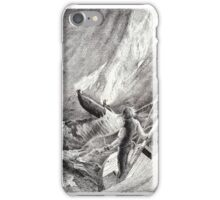 Battle on Waves iPhone Case/Skin