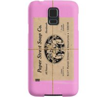 Paper Street Soap Company's soap (from Fight Club) Samsung Galaxy Case/Skin