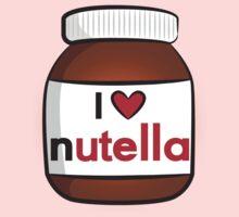 I <3 Nutella Baby Tee