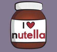 I <3 Nutella Kids Tee