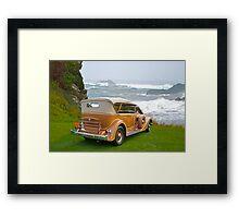 1934 Packard Touring Super Eight Framed Print