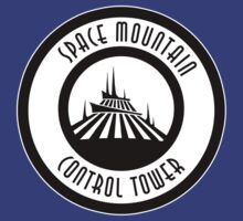 Space Mountain Control Tower by AngrySaint