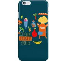 Kitchen Horror Stories iPhone Case/Skin