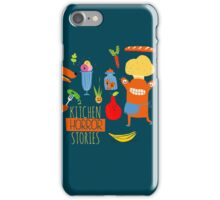 Kitchen Horror Stories iPhone Case/Skin