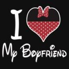 I LOVE MY BOYFRIEND by mcdba