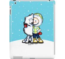 Eskimo Kisses iPad Case/Skin