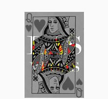 Las Vegas - The Queen Of Hearts Unisex T-Shirt