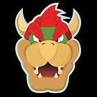 Bowser by Lauramazing