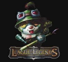 League of Legends (Teemo) by falcon333