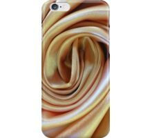 Twisted Gold iPhone Case/Skin