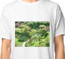 Butchart Gardens BC Canada Classic T-Shirt