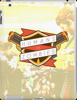 Humans Vs Zombies by Sam Matthews